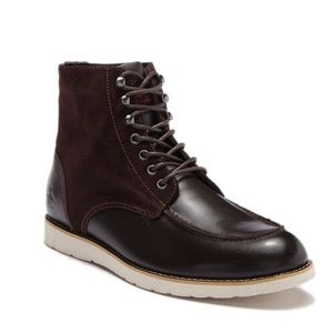 ORIGINAL PENGUIN NED LEATHER CHUKKA BOOT
